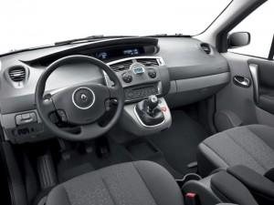Renault Sceninc Dashboard, dashboard uitval, Renault, Scenic, display